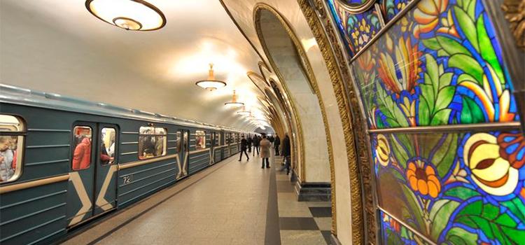 Экскурсии в Метро Москвы