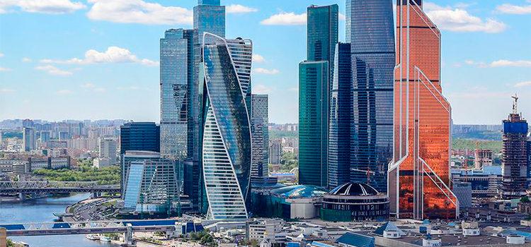 Экскурсии в «Москва-Сити»