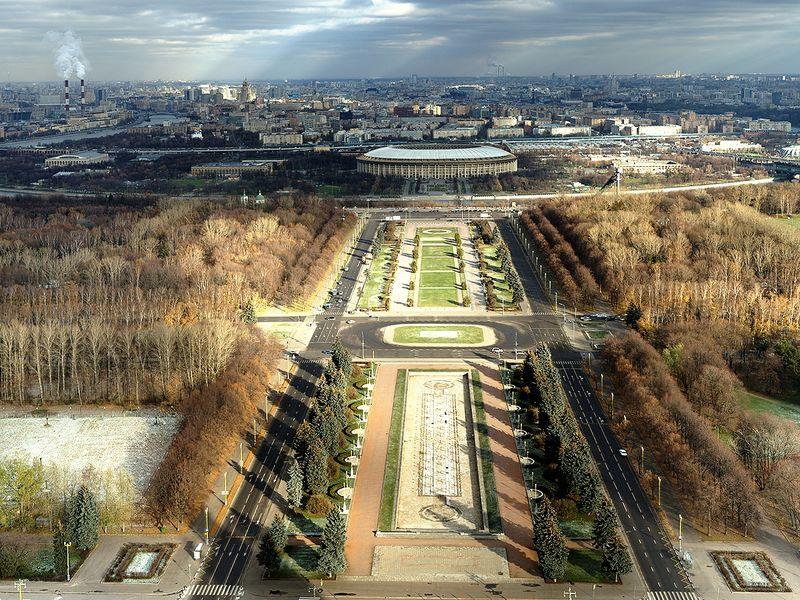 Трансфер + экскурсия по Москве для транзитных пассажиров