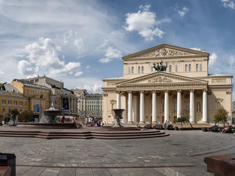 Экскурсия: Ежедневная прогулка по Москве