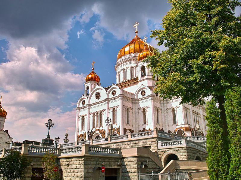 Экскурсия: Весь центр Москвы пешком и на автобусе