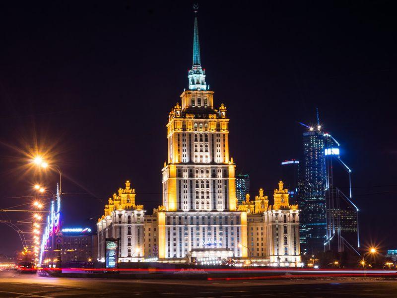 Экскурсия: Вечерние краски столицы