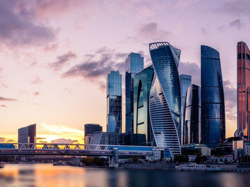 Экскурсия: Здравствуй, Москва!