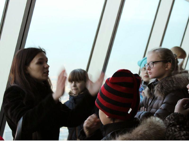 Москва-Сити. Школьный экскурсионный квест