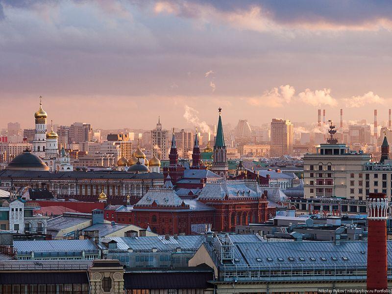 Экскурсия: Москва - инструкция по применению