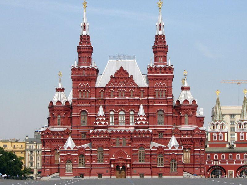 Экскурсия: Посвящение в москвичи – Красная площадь для детей
