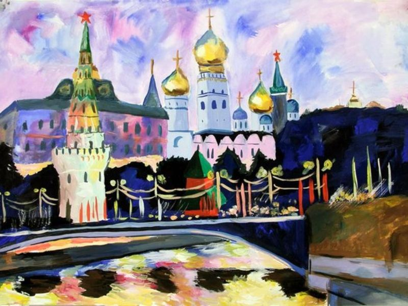 Экскурсия: Московский Кремль для детей. Чудеса сказочной крепости
