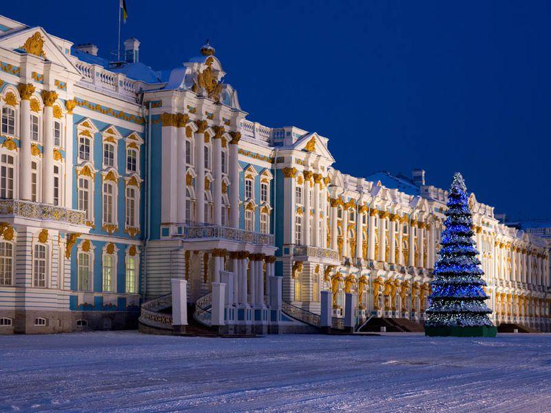 Экскурсия: По следам императоров - Царское село, Павловск и Гатчина