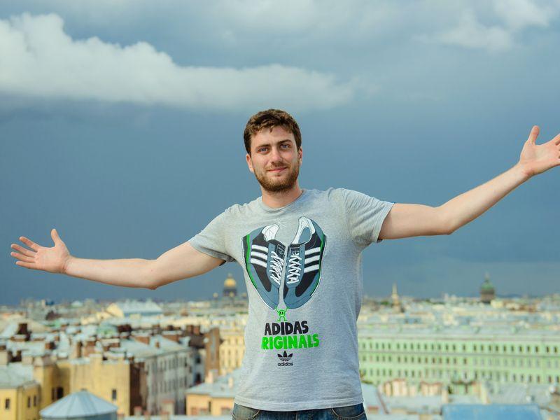 Экскурсия: Летние крыши Петербурга