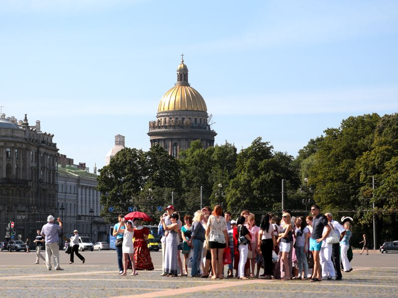 Экскурсия: Классический Петербург