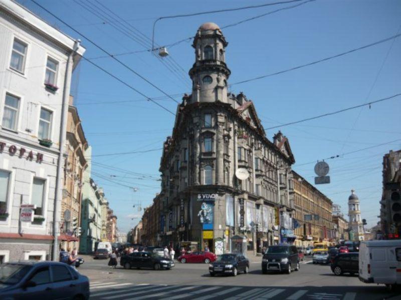 Экскурсия: Петербург детям и их родителям