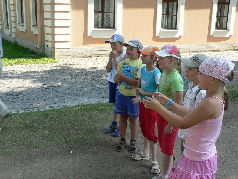 Экскурсия: Петропавловская крепость для детей