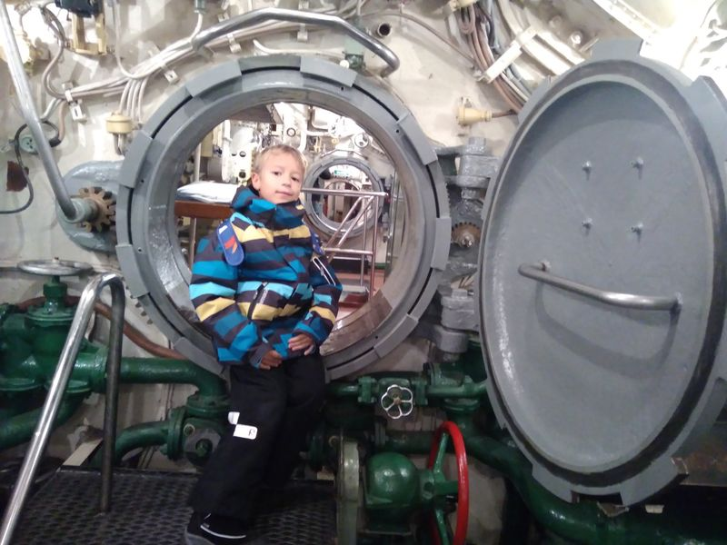 Экскурсия: Морской Петербург для детей