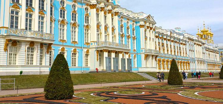 Экскурсии в Царское Село из Санкт-Петербурга