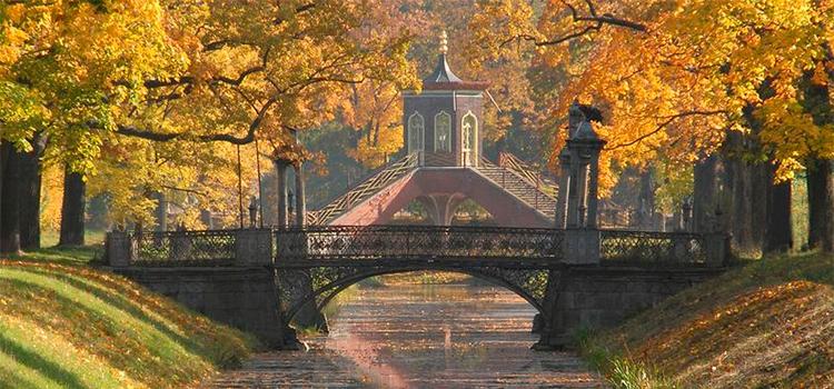 Экскурсии в пригороды Санкт-Петербурга