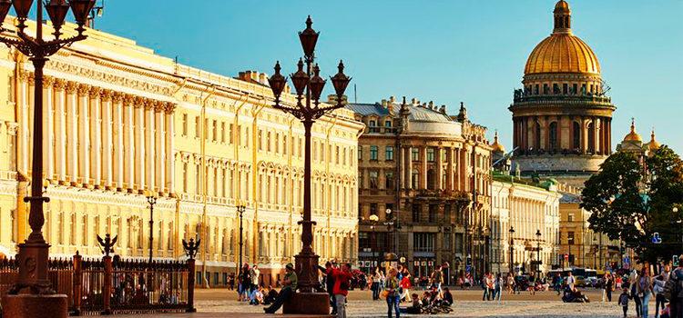 Обзорные экскурсии по Санкт-Петербургу